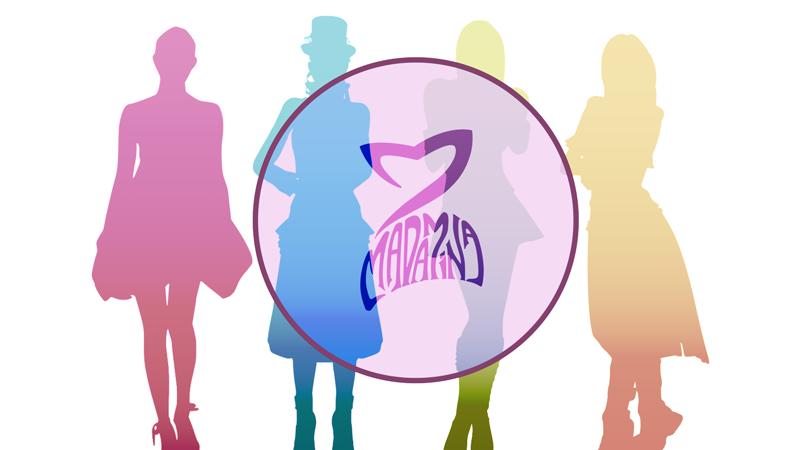 Madamina Logo - Abiti su Misura da Donna